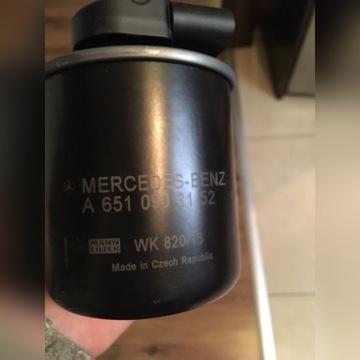 Filtr Paliwa Oe Mercedes