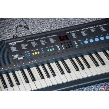 keyboard thomsonic ts 68