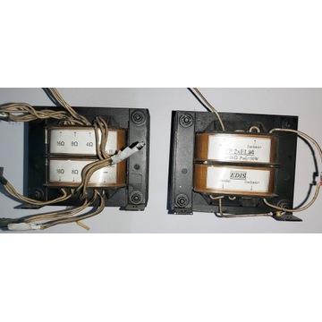 Transformatory PP Raa=8k / 4-8-16 ohm / EI102 !