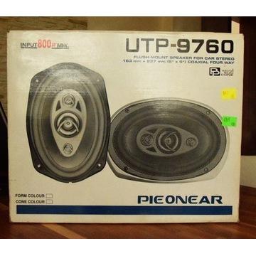 Głośniki samochodowe PIEONEAR UTP-9760