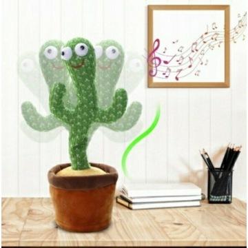 Dancing Cactus Toy Electronic Shake Dancing Toy
