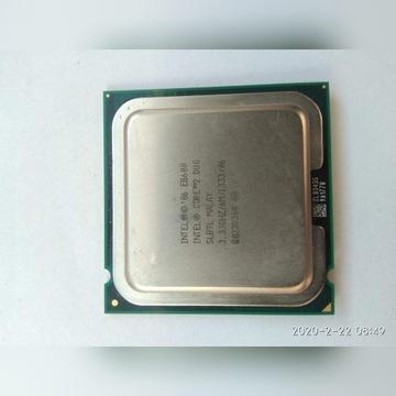 Intel E8600 2x3,33Ghz 6MB