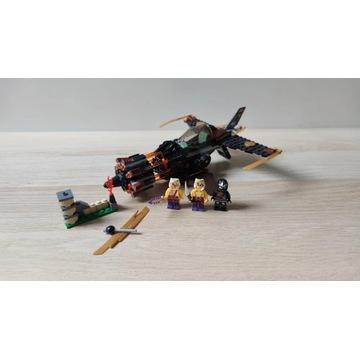 Zestaw klocków Lego Ninjago 70747 Kruszarka Skał
