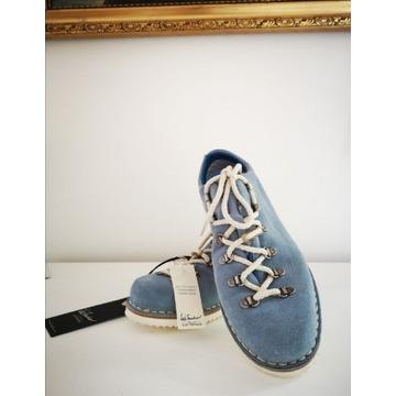 Damskie skórzane buty Luis Trenker