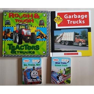 Książki dla dzieci w j. angielskim