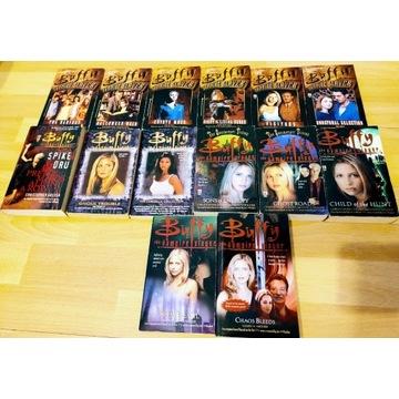 Buffy The Vampire Slayer kolekcja książek