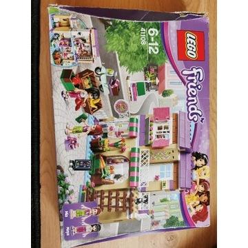 Lego Friends Targ Warzywny