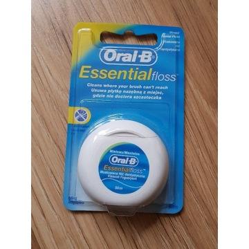 Nić dentystyczna Oral B nowa