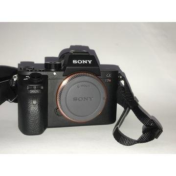 Sony 7R II, nowy wyciągnięty z pudełka przetestowa