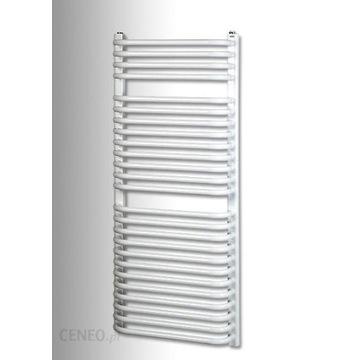 Grzejnik łazienkowy Enix Aster 1216x600 biały błys