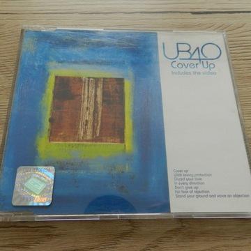 UB40 - COVER UP (SINGIEL CD) FEAT. NUTTEA