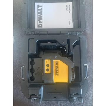 Laser krzyżowy Dewolt DW088VG