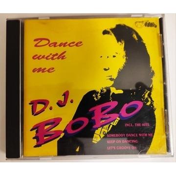 DJ BOBO Dance wiht me 1993 wyd. DE