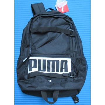 Plecak Puma Deck Backpack czarny NOWY  074706 01