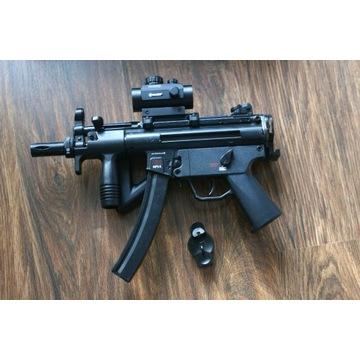 KARABIN Heckler&Koch MP5K-PDW * 4.5mm * BLOW-BACK