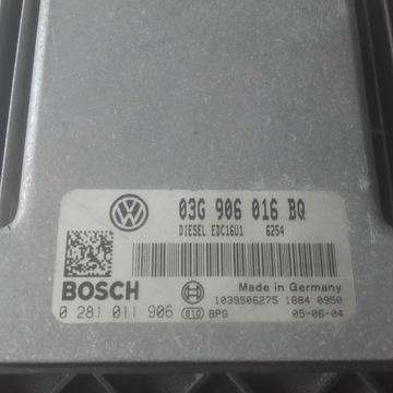 Sterownik silnika VW/AUDI immo off