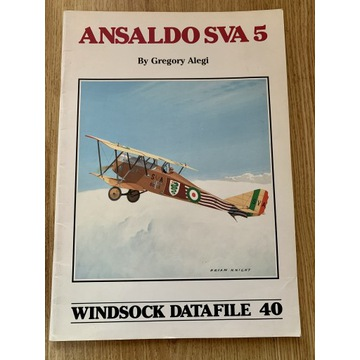 ANSALDO SVA 5 Windsock Datafile 40