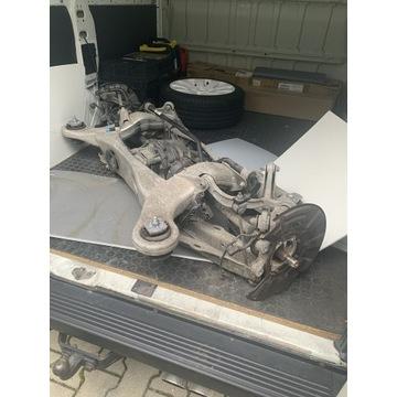 Zawieszenie tył Mercedes S  63 AMGW222