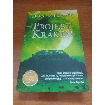 Książka Projekt Kraken