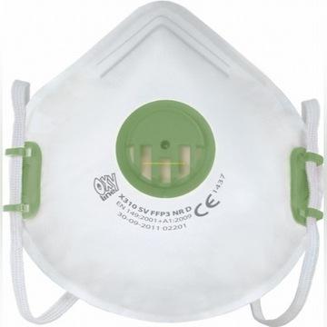 Maska antywirusowa na koronawirusa FFP3