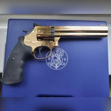 """Wiatrówka Rewolwer Smith&Wesson 686 6"""""""