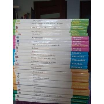 Abc uczę się kolekcja 56 sztuk