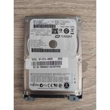 Dysk SATA FUJITSU MHY2250BH 250 GB