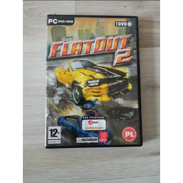 Flatout 2 PL PC Box