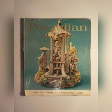 Książka PORCELANA w języku niemieckim