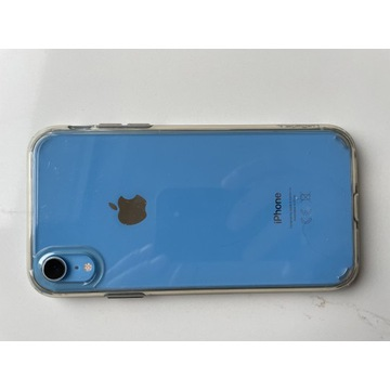 iPhone Xr 64GB niebieski