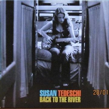 Susan Tedeschi - Back To The River; CD; (M)