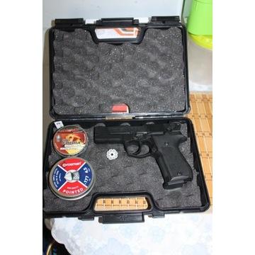 Pistolety CO2