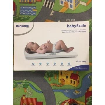 Waga elektroniczna dziecięca Miniland 89187