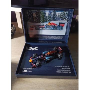 Minichamps F1 Red Bull Racing Max Verstappen 1:43