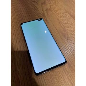 Uszkodzony Samsung S10+, na gwarancji