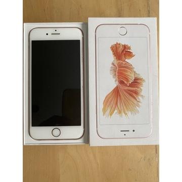 iPhone 6s 64 GB różowe złoto Rose Gold