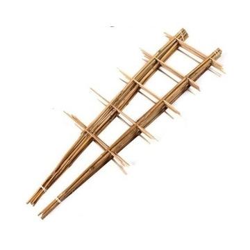 Drabinka bambusowa do roślin 60cm podpora 10 szt!