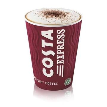 Kawa na stacjach Shell 2x