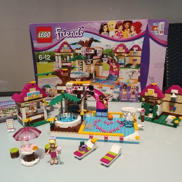 LEGO Friends 41008 Basen