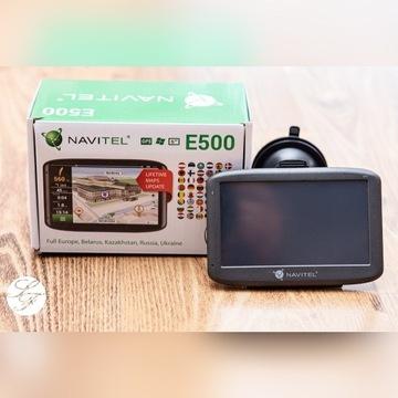 """NAWIGACJA NAVITEL E500 EU 5"""" gwarancja"""