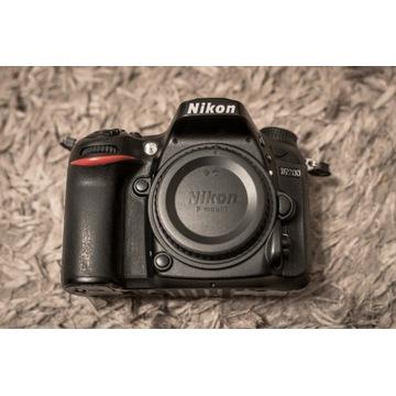 Nikon D7200 - 33150 przebieg migawki