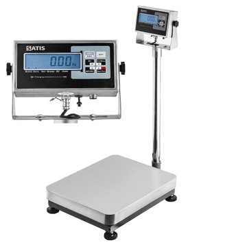 Waga elektroniczna 150kg legalizacja AKUMULATOR
