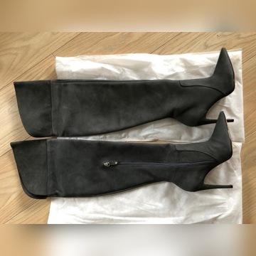 Muszkieterki KAZAR r 37 nowe