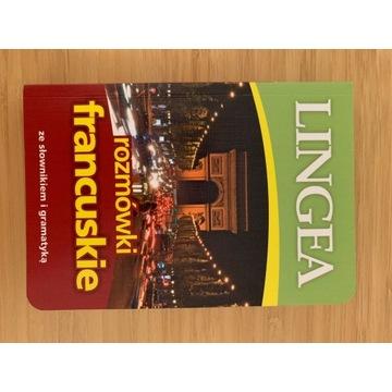 Rozmówki francuskie ze słownikiem, gramatyką LINGA