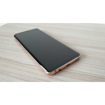 SAMSUNG Galaxy S9+ G965F dual SIM złoty 64GB