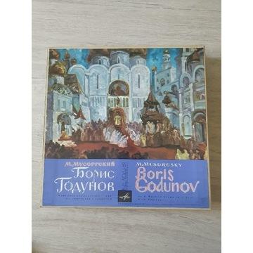 Mussorgsky  Boris Godunov