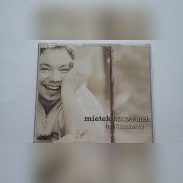 """Mietek Szcześniak """"tu (Smoszew)"""" cd singiel 1998 r"""
