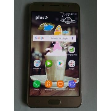 Samsung J5 złoty