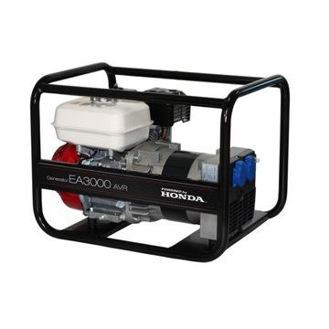 Agregat prądotwórczy HONDA EA 3000 N2- AVR, roczny
