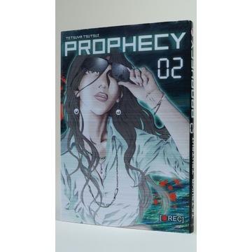 Prophecy. Tom 2. - Tetsuya Tsutsui